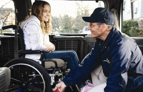 Wheelchair Van Services for You